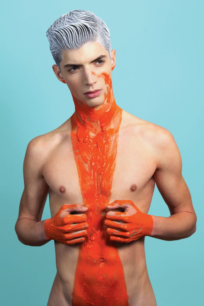Olli Greb   'The Missing Pieces' Photographed by Dennis Weber for HUF Magazine Issue 27