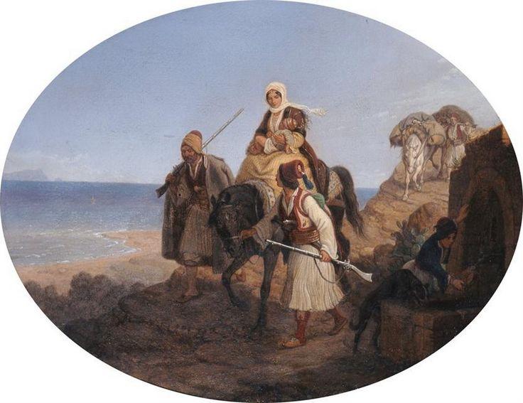 Οι Έλληνες, 19ος αιώνας