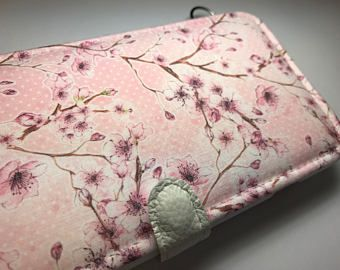 Cherry Blossom Motorola phone case Moto Phone wallet case X Pure Edition G3 3rd gen G4 PLUS Moto E 2nd gen Moto E 3rd gen by superpowerscases. Explore more products on http://superpowerscases.etsy.com