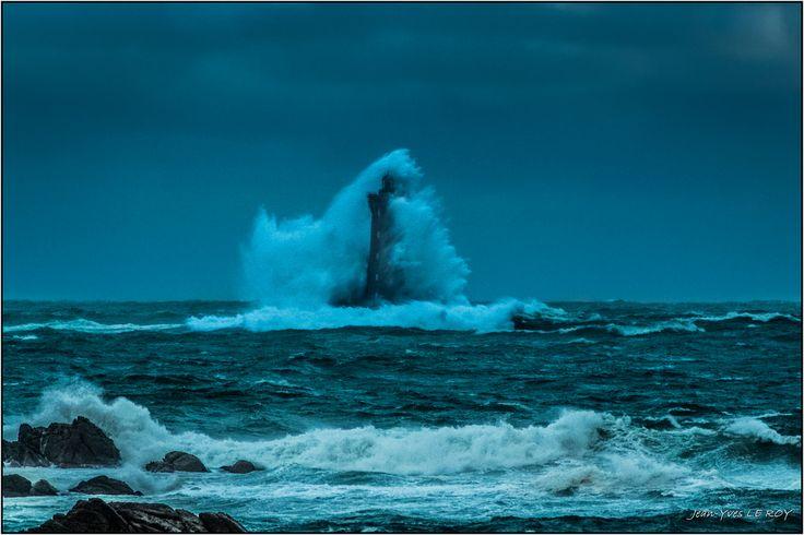 Atlantic storms in Bretagne, France    sea mer france canon landscape eos rebel brittany europe wave bretagne ...