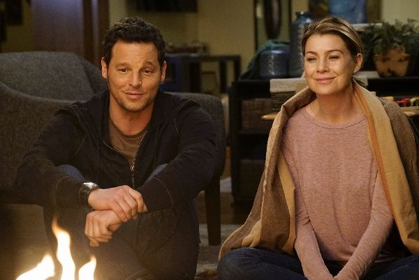 'Grey's Anatomy' Recap: Meredith Throws Will Out Of Her House