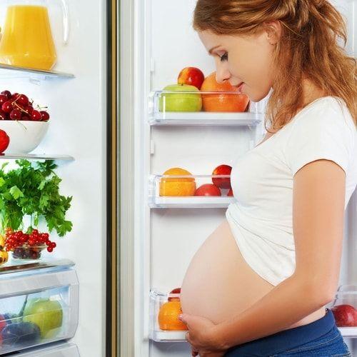 A dieta in gravidanza? Si, per il bene di entrambi