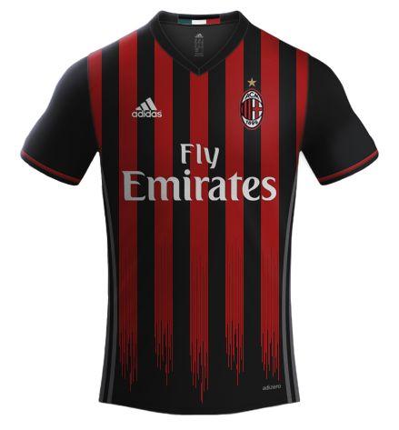 MILAN ADIDAS 2016/2017 | LK Camisas