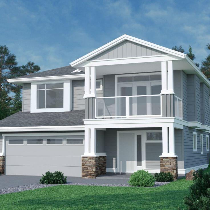 Basement Entry 2 3 781 Jenish House Design Double Storey House Double Storey House Plans House Plans Online