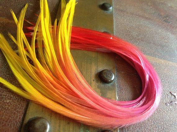 Renkli Saç Kaynaları Tüy Saç Kaynağı (32)