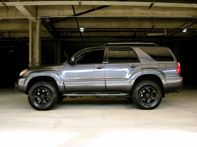 2007 4runner Sport Edition With Daystar Lift