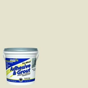 Premixed Sanded Acrylic Grout Home Depot