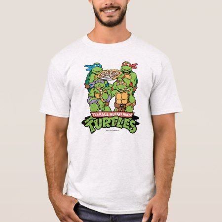 TMNT | Heroes in a Half Shell T-Shirt - tap, personalize, buy right now!