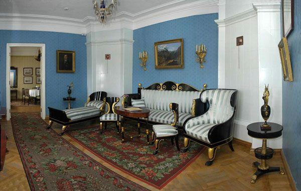 "Lermontov state museum-reserve ""Tarkhany"""