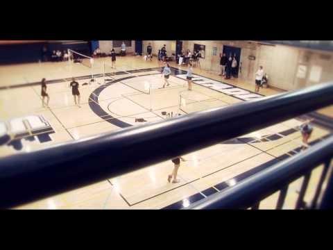 Championnat canadien de badminton universitaire et collégial Yonex, 21 au 24 mars 2013
