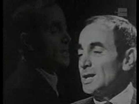 Charles Aznavour rêve de duos