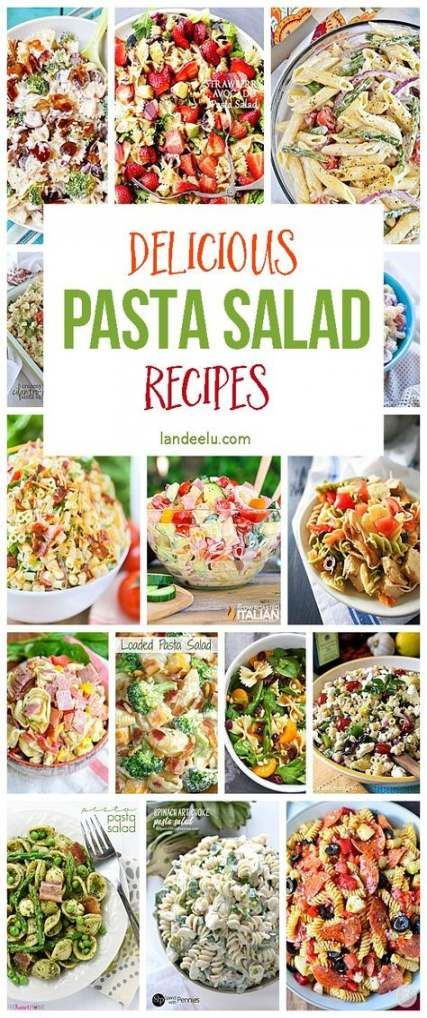 Super pasta best salad recipe potlucks 64 ideas