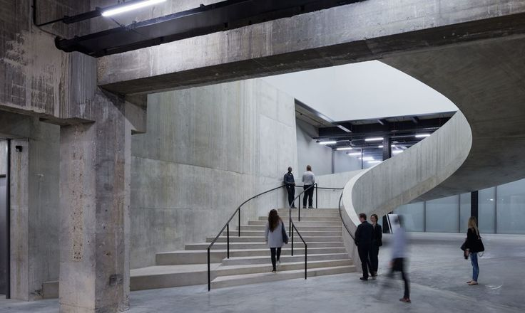 "Tate Modern says the Switch House is the ""most important new cultural building to open in Britain since the British Library."""