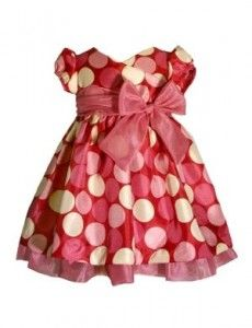 polka dots dress for girls - Buscar con Google
