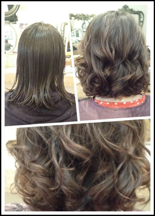 how to create loose waves in hair