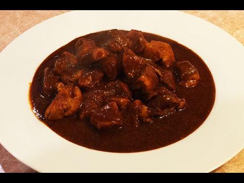 Receta Ternera en salsa con verduras en olla exprés rápida - Recetas de cocina - YouTube
