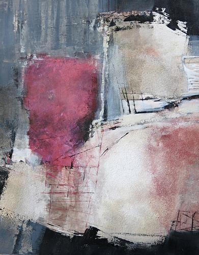 """Renate Migas, """"Winterwärme"""" Mit einem Klick auf 'Als Kunstkarte versenden' versenden Sie kostenlos dieses Werk Ihren Freunden und Bekannten."""