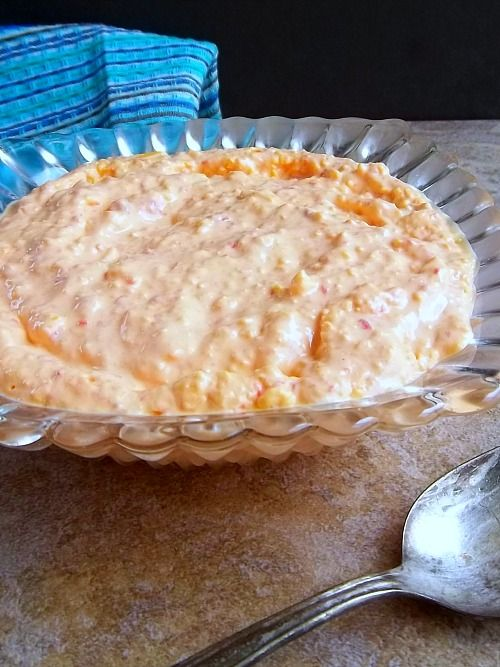 Pimento Cheese: a Southern Classic for dips, sandwiches, potatoes and ...