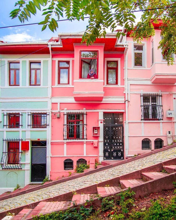 Balat ; Istanbul / Turkey