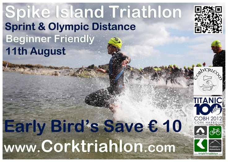 Escape From Spike Island Triathlon