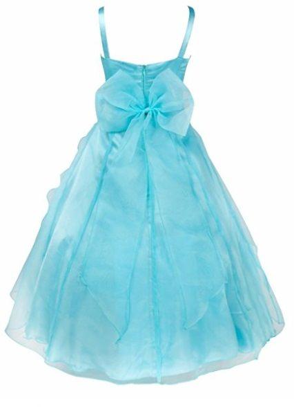 Vestido enterizo largo niña princesa 2