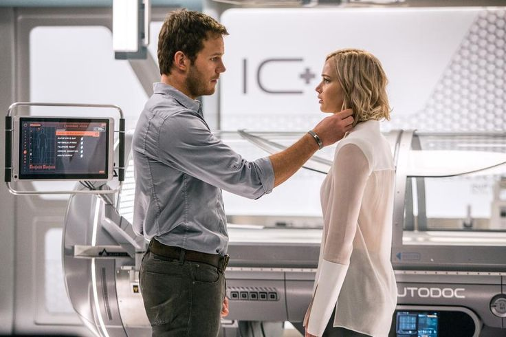 Passengers: Movie Pictures
