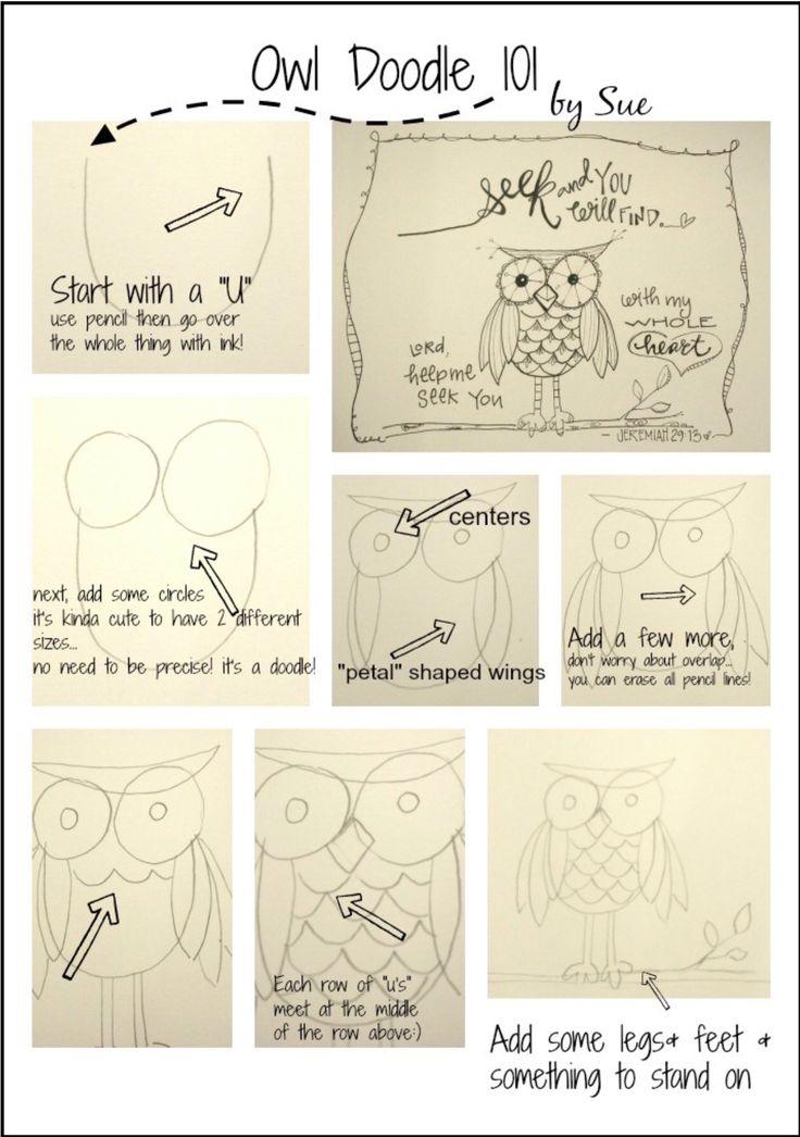 Sue's Doodle 101 - 1 ArtHouse