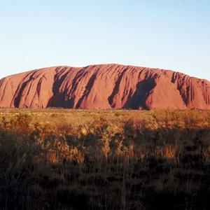 Ayers Rock in Australia #Monograms #IndependentTravel