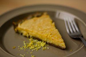Citrónový koláč a lá Lazy Mary
