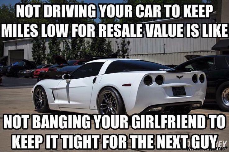 #Car_Memes #Low_Milage