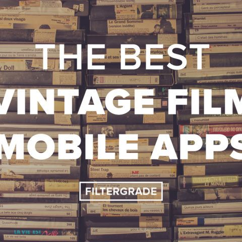 14 Great Sites To Learn Video Editing And Production Filtergrade Vintage Film Film App Vintage Film Photography