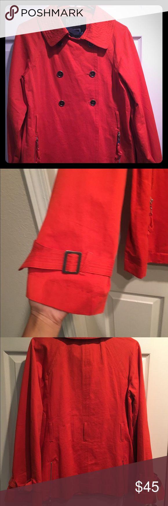 🎉24 hour sale🎉 Millard Fillmore Coat Like new! As is in photo. Make me an offer! Millard Fillmore Jackets & Coats