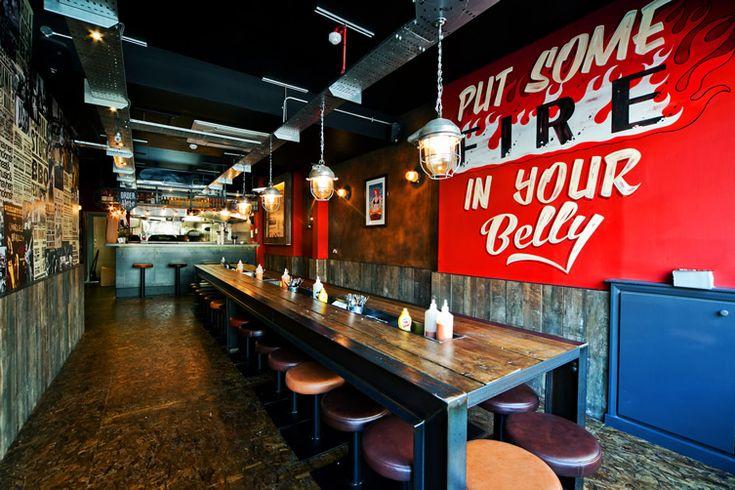 Grillstock smokehouse bristol cafe ffeeshop tearoom