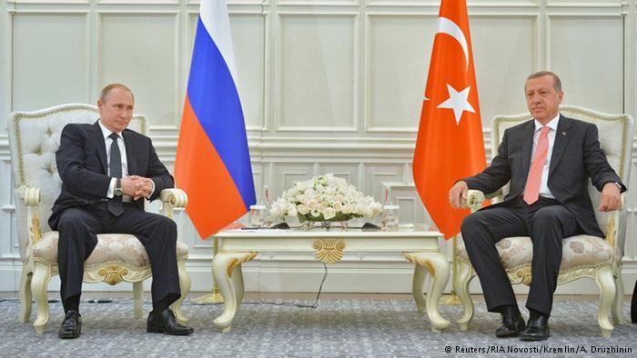 Putin - Erdoğan görüşmesi 9 Ağustos'ta