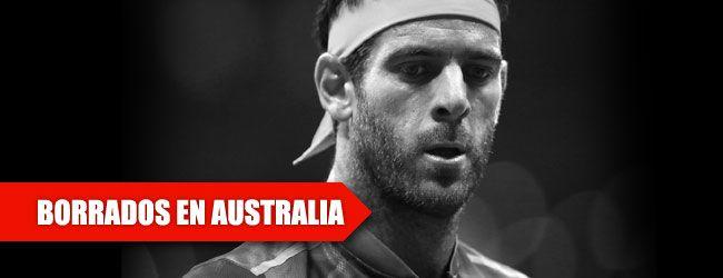 El alto nivel de competencia exhibido en Melbourne más que las altas temperaturas han provocado que muchos jugadores norte y sudamericanos se esfumen del Abierto Australiano 2018 en las primeras rondas.