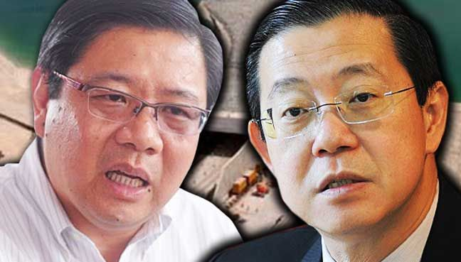 Guan Eng and Teng to sue each other over tunnel and roads project?   After Teng openly said Lim Guan Eng lied about payments regarding the undersea tunnel project Lim says he will keep his word and sue the state BN leader.  GEORGE TOWN: It looks like the stage is set for Penang Chief Minister Lim Guan Eng and state BN chairman Teng Chang Yeow to battle it out in court over who is a liar.  Lim said he would sue Teng if the latter dared to name him and say that he had lied over payments…