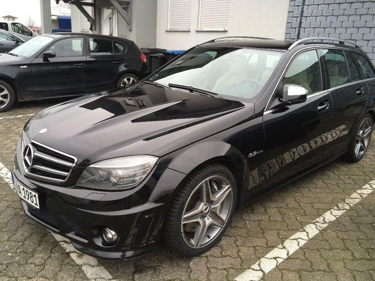 Mercedes-Benz C Klasse 6.3 AMG
