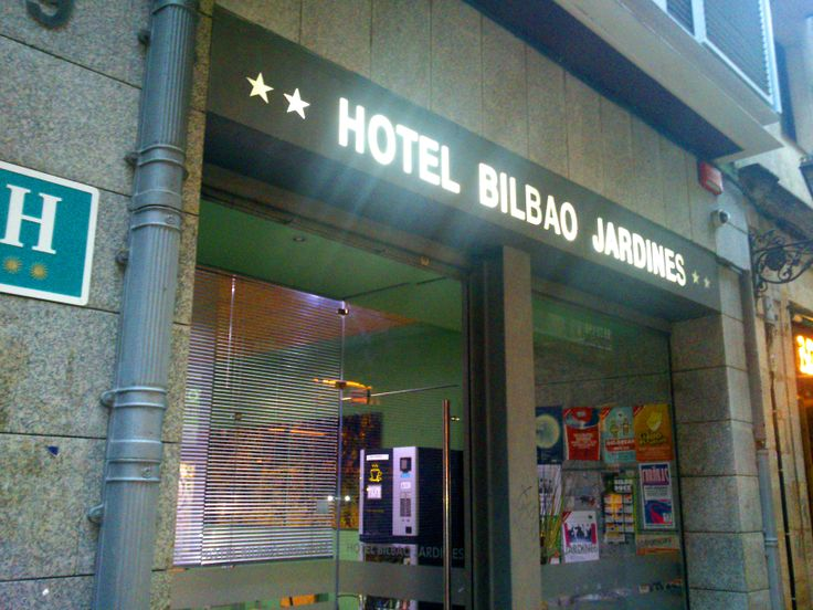72 best bilbao images on pinterest bilbao bar and for Hotel bilbao jardines
