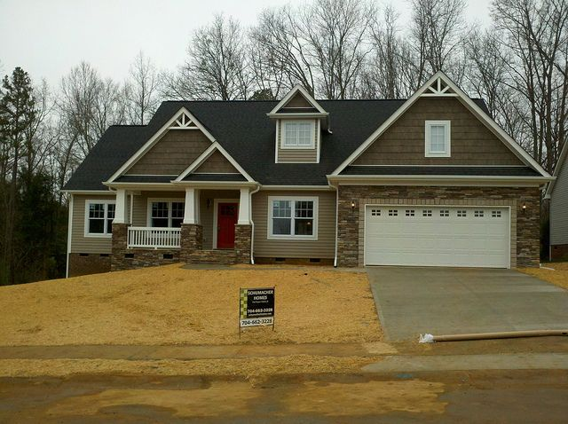 Custom beverly a more schumacher house layouts and for Schumacher homes house plans