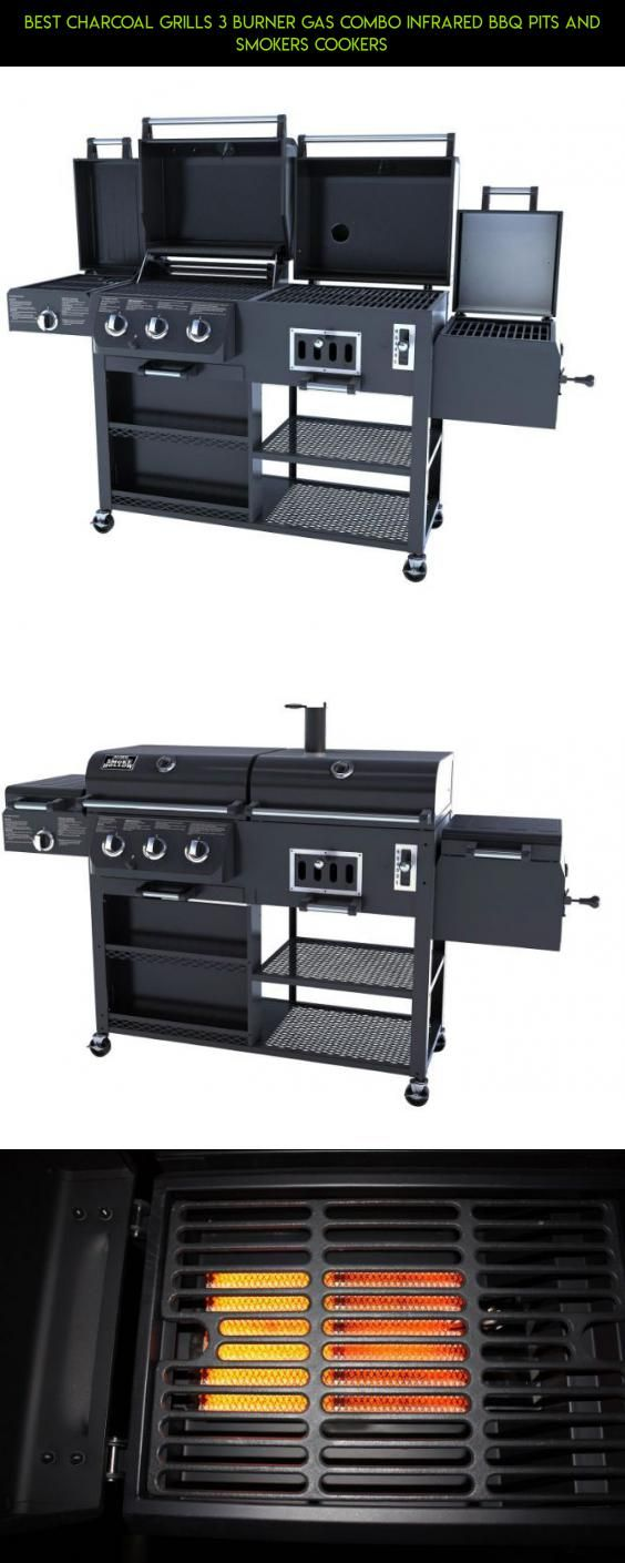 Best Charcoal Grills 3 Burner Gas Combo Infrared BBQ Pits And Smokers Cookers #camera #gas #products #combo #charcoal #kit #drone #grills #plans #tech #technology #parts #and #gadgets #shopping #fpv #racing