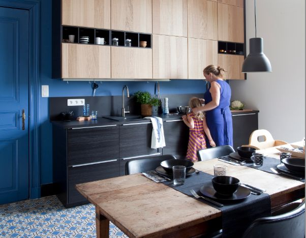 Combien coute la pose d une cuisine ikea assemblage et de for Assemblage meuble ikea