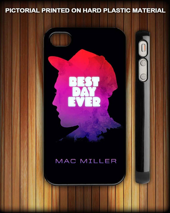 New MAC MILLER Cover Skin Case for Apple by JANGKRIKGENGGONG, $15.00