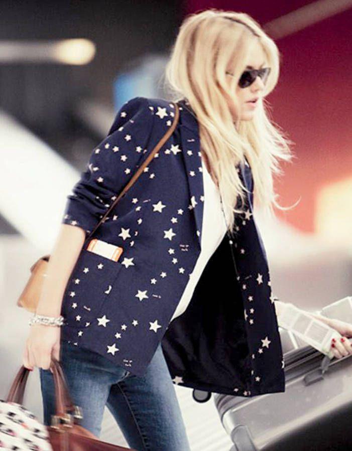 Mode guide shopping tendance look veste etoiles claudie pierlot                                                                                                                                                                                 Plus