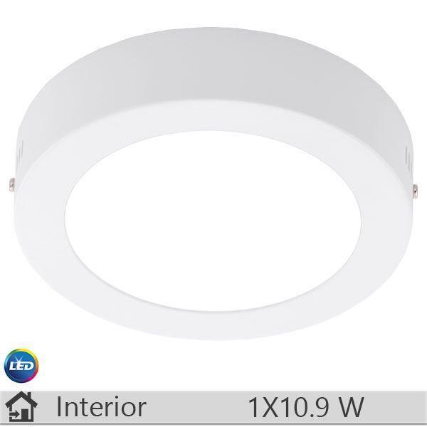 Plafoniera LED iluminat decorativ interior Eglo, gama Fueva, model 94072 http://www.etbm.ro/eglo