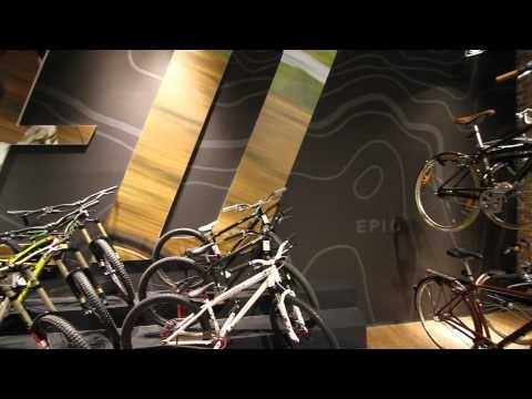 Vídeo descriptivo de Bikes 101, Specialized Concept Store en Madrid.