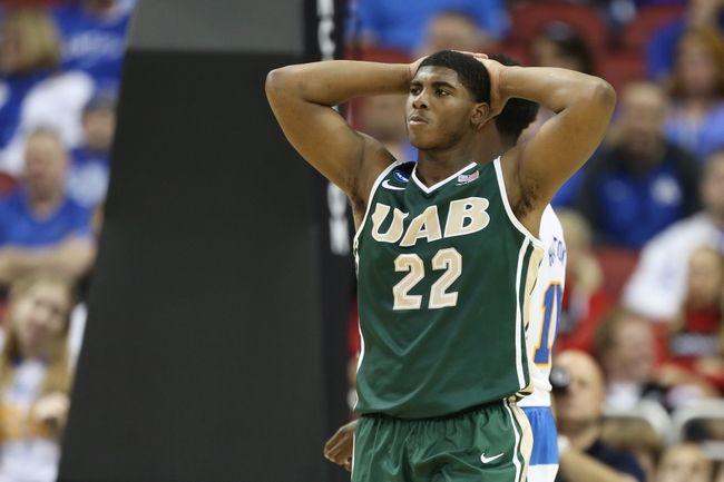 UAB vs. Furman - 11/14/16 College Basketball Pick, Odds, and Prediction