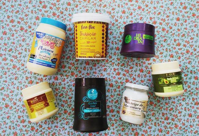 Melhores máscaras para low poo - top 7 Cacheia 2016 Máscaras baratas e acessíveis liberadas para low poo Cremes de cabelo para cabelos crespos, cacheados e ondulados