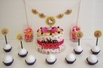 Hello Kitty Mother's Day Party http://www.luvavenue.com
