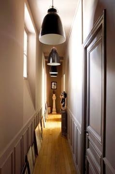 pasillos largos y estrechos cerca amb google barbi ideas deco pinterest pasillos google y decoracin