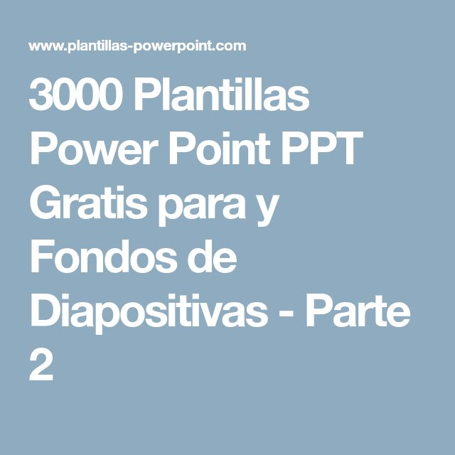 diapositivas de power point